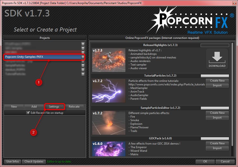 Lightning effect using scene-probes youtube.