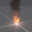 Particle tutorial fire