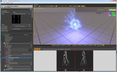 Popcorn-Fx Particle editor